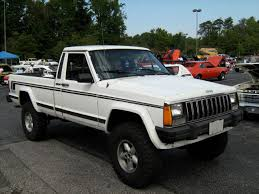 jeep comanche spare tire carrier file jeep comanche pioneer white md s jpg wikimedia commons