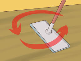 How To Laminate A Floor How To Clean A Floor 8 Steps With Pictures Wikihow