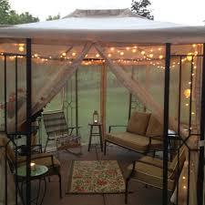 Outdoor Pergola Lights by Best 25 Gazebo Lighting Ideas On Pinterest Porch String Lights