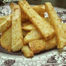 cuisiner le navet frites de navet croustillantes recettes allrecipes québec