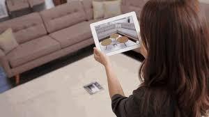 this crazy app turns a magazine into an interior design co design