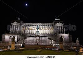 wedding cake building rome monumento vittorio emanuele roma italy stock photo royalty