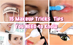 makeup tricks you need to know