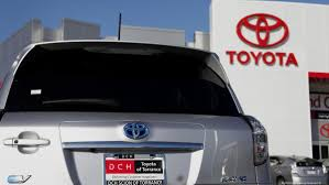 toyota dealership deals toyota names execs to oversee olympic deals l a biz