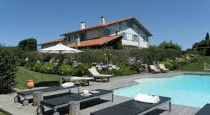chambre d hote biarritz piscine chambres d hotes arcangues