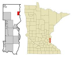 Map Of St Croix Marine On St Croix Minnesota Wikipedia