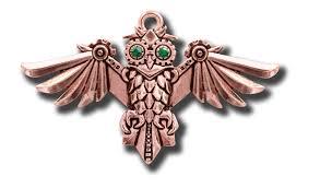 steampunk owl necklace images Anne stokes engineerium aviamore owl pendant social pariah jpg