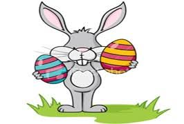 free easter colouring pages kids