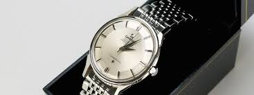 omega bracelet watches images Reduced 1967 omega constellation quot pie pan jpg