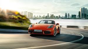 Porsche Boxster S 2016 - the porsche 718 boxster s is racing inspired and ready for the