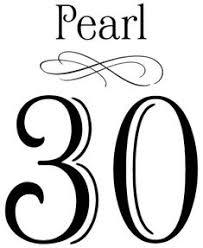 30 year anniversary gift ideas 30th anniversary invitations free printables anniversary