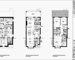 Modern Architecture Floor Plans Modern Architectural Drawings
