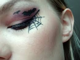 Eye Halloween Makeup by Easy Three Product Halloween Make Up Natalie U0027s Beauty Base