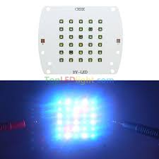 diy cree led grow light 100w blue green white cree xpe led for 100 watt coral grow light