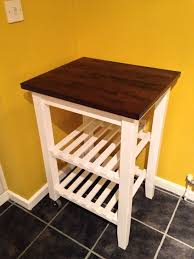 Ikea Kitchen Cart Makeover - ikea bekväm kitchen cart kitchen pinterest ikea hacks