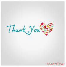 online thank you cards write name on thank you card free add text photo editor by addtext