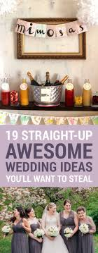 awesome wedding ideas 19 up awesome wedding ideas you ll wish you thought of