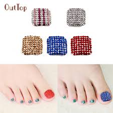 online get cheap toe nail decorations aliexpress com alibaba group