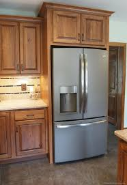 how to replace kitchen end panels galva kitchen remodel home stores refrigerator