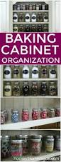 Organizing Kitchen Pantry Ideas Best 25 Baking Organization Ideas On Pinterest Baking Storage