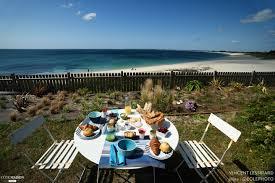 chambres d hotes finistere bord de mer maison de bord de mer en bretagne avec accès direct plage les
