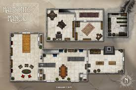 Home Design Plans Map 100 Best Shadowrun Floorplans Images On Pinterest Cartography