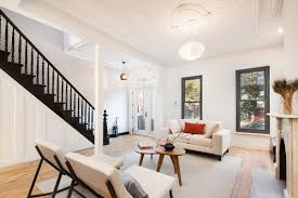 noroof architects transformed this 1 6m historic bed stuy home 702 monroe street noroof architects porchouse cool listings townhouse bedford