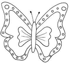 ribbon shaped butterfly coloring page ribbon shaped butterfly