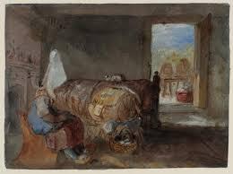 cottage interior northern france u0027 joseph mallord william turner
