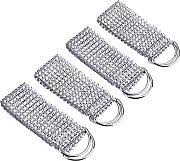 Silver Curtain Tie Backs Buy Curtains Holdbacks Online Lionshome