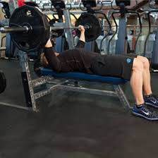 Wide Grip Bench Press For Chest Barbell Bench Press Wide Grip Exercise Videos U0026 Guides