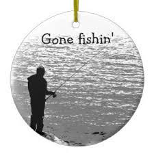 fisherman ornaments keepsake ornaments zazzle