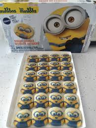I Try These Minions Cookies U2013 Mhktriesthis