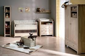 chambre bébé bois naturel atb nature 2 meubles lit 140x70 commode avec plan à langer