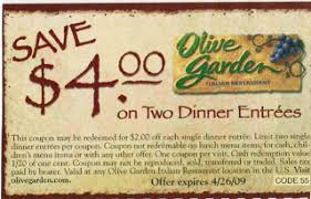 Printable Olive Garden Coupons Free Coupons Online Free Printable Coupons Online Samples Hefty