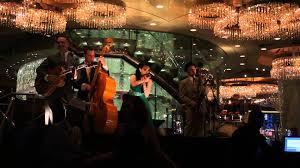 Chandelier Las Vegas Cosmopolitan Jennifer Keith Quintet At Chandelier Bar At Cosmopolitan Las Vegas