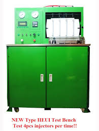 Injection Pump Test Bench Heui Injector System Test Bench Heui System Test Bench Heui Test