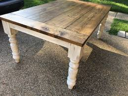 antique dining table updated with chalk paint antique dining