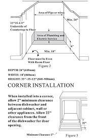 Dishwasher Size Opening Amazon Com Spt Sd 9252w Energy Star 18