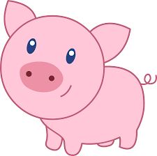 cute pig pictures cartoon free download clip art free clip art