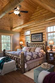 How To Decorate A Log Home Best 25 Cabin Bedrooms Ideas On Pinterest What Is A Chalet Log