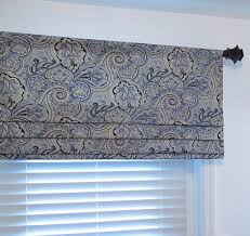 Mock Roman Shade Valance - stunning waverly roman shades and cheap waverly stripe find