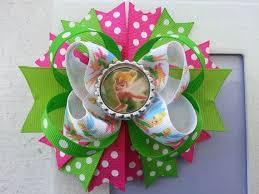 tinkerbell ribbon 197 best moños de personajes images on crowns