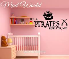 Pirate Themed Home Decor Pirate Bedroom Ideas Free Pirate Wall Decals Simple On Small Home