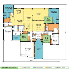one floor home plans one story house home plans design basics