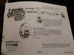 older version transgo kit vs newer version archive dakota r t