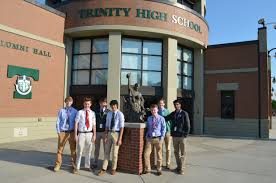 trinity high admissions louisville ky catholic