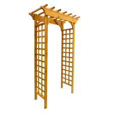 Garden Trellis Archway Arbor Arbors U0026 Trellises Garden Center The Home Depot