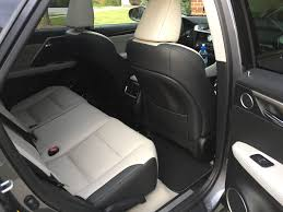 lexus rx interior has anyone gotten the stratus gray leather interior clublexus