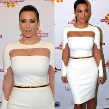 plus size slinky bodycon casual dresses kim kardashian party